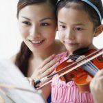 エトワール音楽教室 子供のレッスン