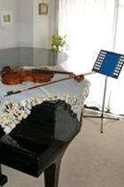 エトワール音楽教室 石神井教室1