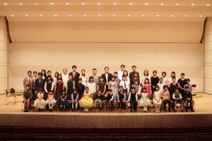2015年 第13回発表会 集合写真